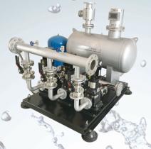 无负压变频供水设备厂家_无负压变频供水