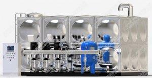 全自动恒压变频供水设备厂家_恒压变频供