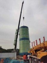 一体化预置泵站施工