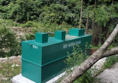武汉压力式一体化净水设备