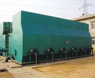新余压力式一体化净水设备