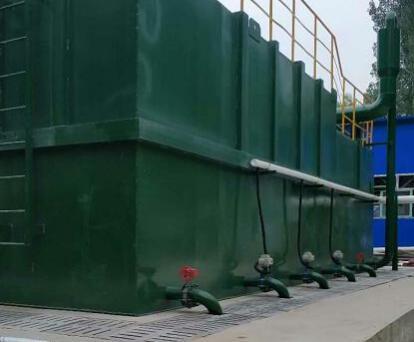 石嘴山一体化净水设备厂家