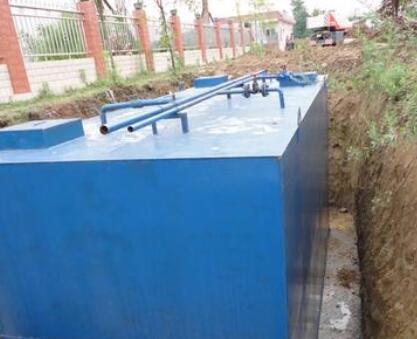 农村生活一体化污水处理设备价格