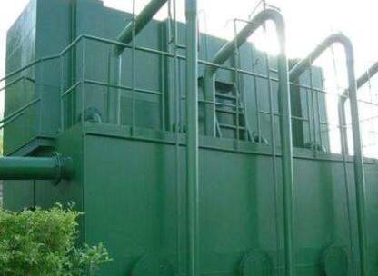 梧州重力式一体化净水设备